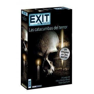 Exit - Las Catacumbas del Terror (Aventura Doble)
