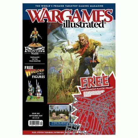 Wargames Illustrated WI383 September Edition