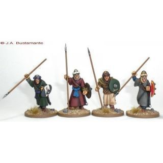 Andalusian Spearmen