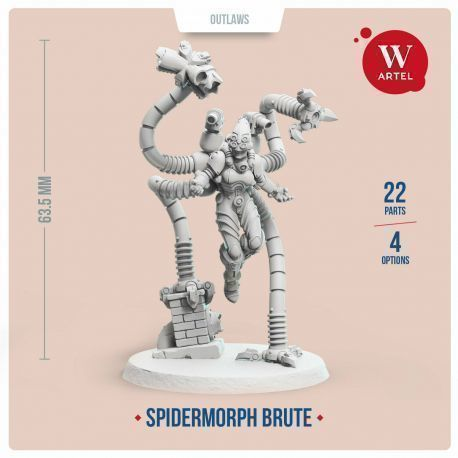 Spidermorph Brute