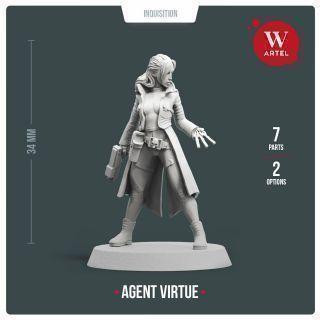 Agent Virtue