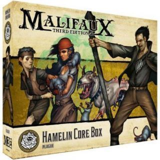 M3E HAMELIN CORE BOX