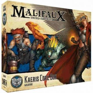 M3E KAERIS CORE BOX