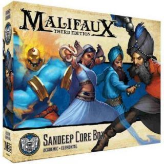M3E SANDEEP CORE BOX
