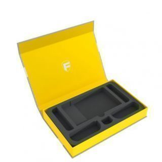 MAGNETIC BOX YELLOW FOR NINTENDO SWITCH (UNASSEMBLED)