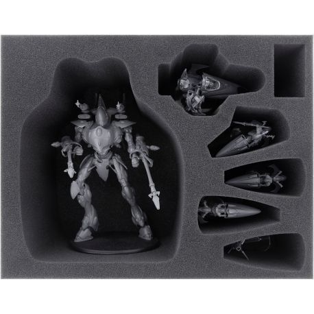 FOAM TRAY SET FOR WRAITHKNIGHT + JETBIKES + VYPER