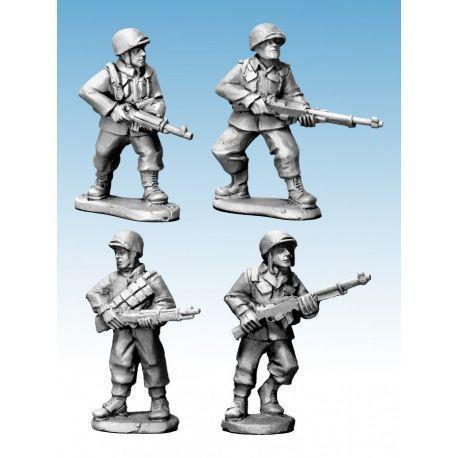 US Infantry BAR Teams (Late War)