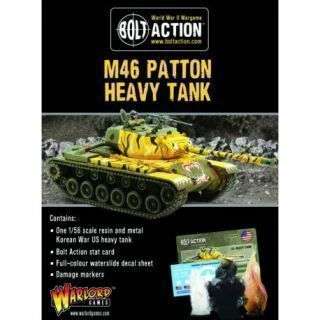 M46 Patton Heavy Tank