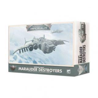 AERONAUTICA IMPERIALIS: IMPERIAL NAVY MARAUDER DESTROYERS