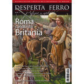 Desperta Ferro Antigua 55. Roma conquista Britania