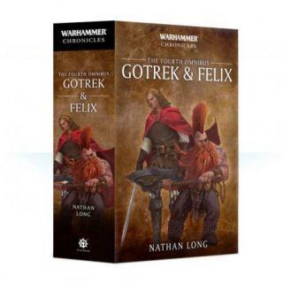 WHC:GOTREK AND FELIX: THE 4TH OMNIBUS (PB)