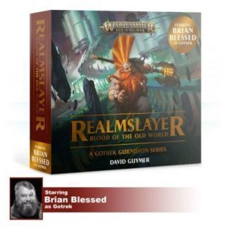 REALMSLAYER: BLOOD OF THE OLD WORLD (AUDIO)