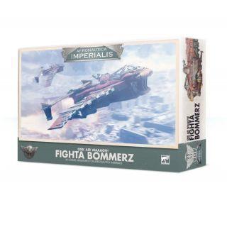 AERONAUTICA IMPERIALIS: ORK AIR WAAAGH FIGHTA BOMMERZ