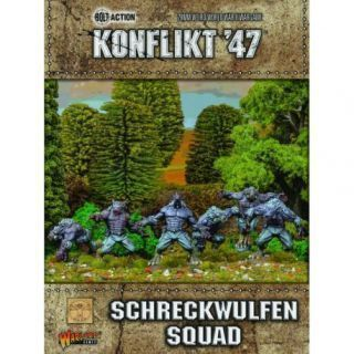 Schreckwulfen Squad