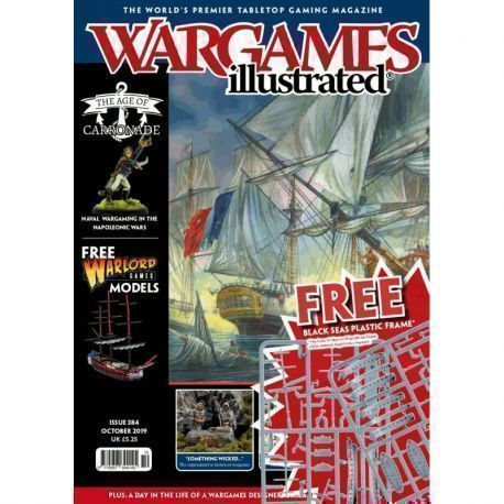 Wargames Illustrated WI384 October Edition