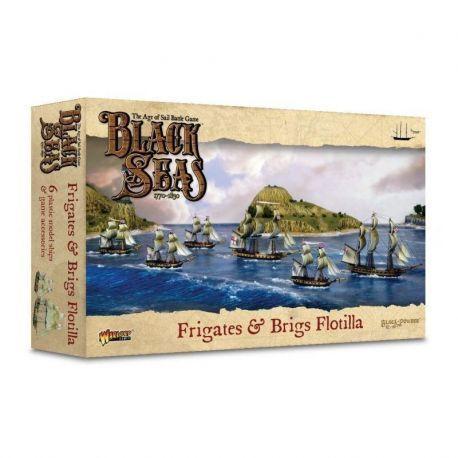 Frigates And Brigs Flotilla
