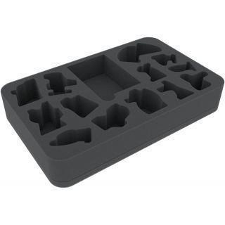 FELDHERR FOAM TRAY FOR BLACKSTONE FORTRESS: ESCALATION - MINIATURES