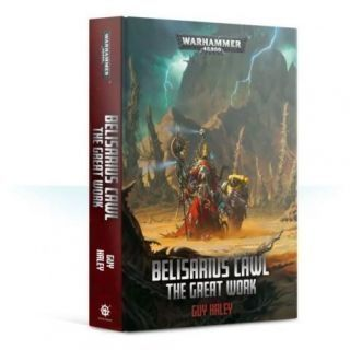BELISARIUS CAWL: THE GREAT WORK (HB)