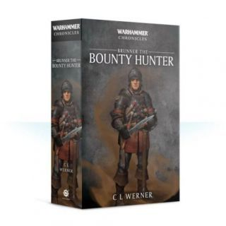 WHC: BRUNNER THE BOUNTYHUNTER (PB)
