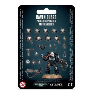 RAVEN GUARD PRIMARIS UPGRADES AND TRANSFRS
