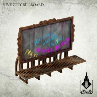HIVE CITY BILLBOARDS