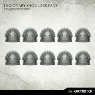 LEGIONARY SHOULDER PADS INQUISITION PATTERN (10)