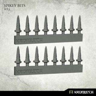 SPIKEY BITS SET 4 (16)