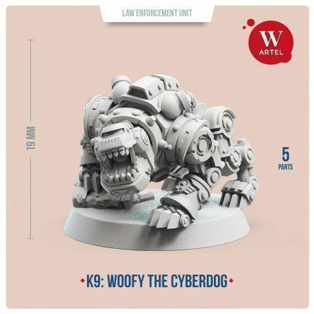 K9: Woofy the Cyberdog