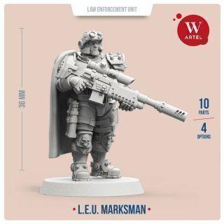 L.E.U. - Marksman