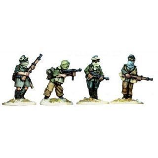 Deutches Afrika Korps Panzergrenadiers