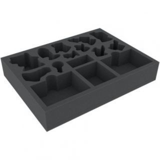 FOAM SET FOR WARHAMMER UNDERWORLDS: BEASTGRAVE - CORE GAME BOX