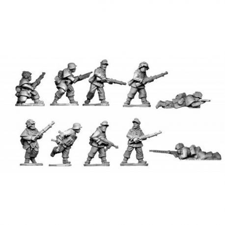 German Infantry Section II (10)
