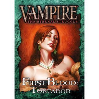 First Blood: Toreador