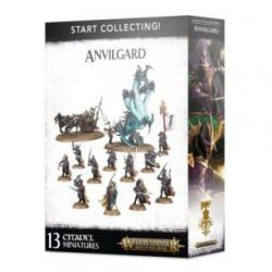 START COLLECTING. ANVILGARD