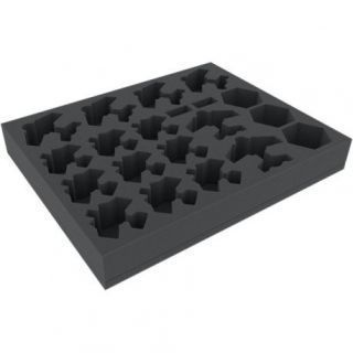 FOAM TRAY FOR AERONAUTICA IMPERIALIS: ORK AIR WAAAGH - SQUADRON