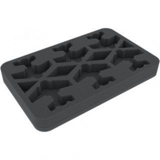 FOAM TRAY FOR AERONAUTICA IMPERIALIS: ORK AIR WAAAGH - FIGHTA BOMMERZ
