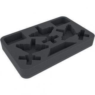 FOAM TRAY FOR AERONAUTICA IMPERIALIS: IMPERIAL NAVY - MARAUDER BOMBERS - DESTROYERS