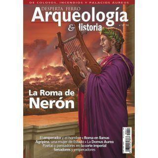 Arqueología e Historia 27.La Roma de Nerón