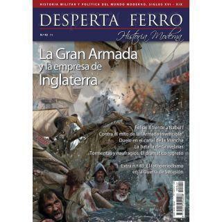 Desperta Ferro Historia Moderna 42. La Gran Armada y la empresa de Inglaterra 1588