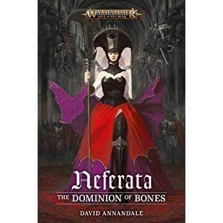 NEFERATA: THE DOMINION OF BONES (HB)