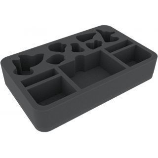 FELDHERR FOAM TRAY FOR WARHAMMER UNDERWORLDS: BEASTGRAVE - THE GRYMWATCH