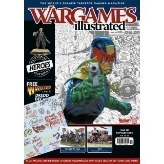 Wargames Illustrated WI385 November Edition