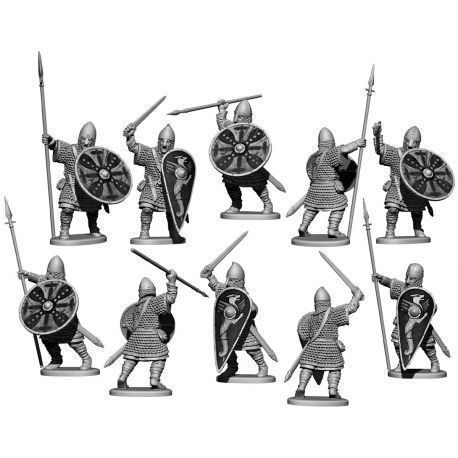 Late Saxons/Anglo Danes