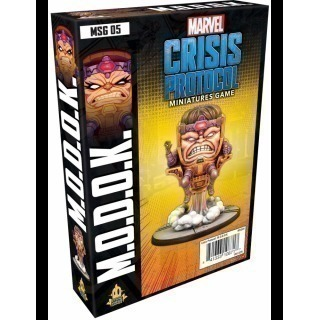 Marvel: Crisis Protocol - MODOK Character Pack (Inglés)