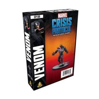 Marvel: Crisis Protocol - Venom Character Pack (Inglés)