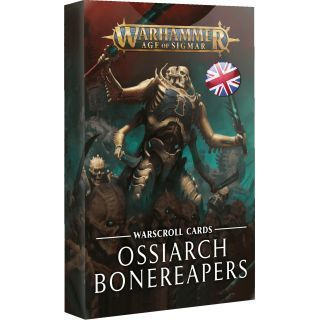 BATTLETOME: OSSIARCH BONEREAPERS (HB)(ENG)