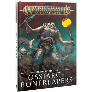 BATTLETOME: OSSIARCH BONEREAPERS (HB/ABR) ES