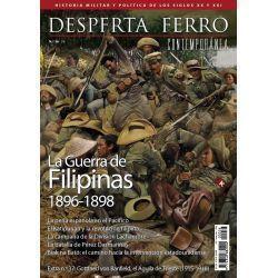 Contemporánea 36. La Guerra de Filipinas 1896-1898