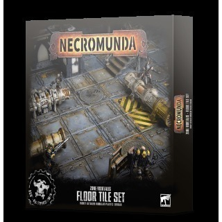 NECROMUNDA:ZONE MORTALIS FLOOR TILE SET