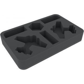 FOAM TRAY FOR AERONAUTICA IMPERIALIS: ORK AIR WAAAGH! - EAVY BOMMERS
